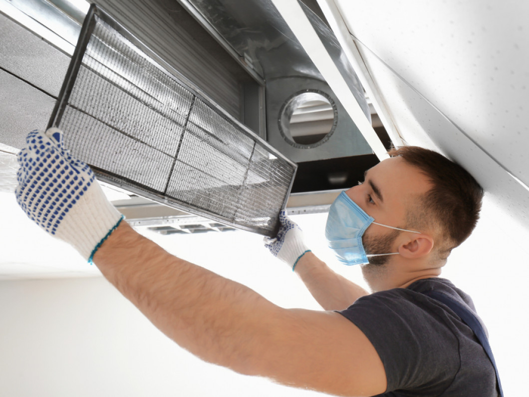 Rely on us for professional air duct cleaning services